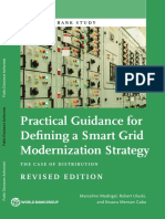 Practical Guidance for Defining a Smart Practical Guidance for Defining a Smart Grid Modernization Strategy-ThE CASE Of DISTRIBUTION-REVISED EDITION