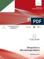 Apostila  da Disciplina  de Bioquimica  e Microbiologia Básica