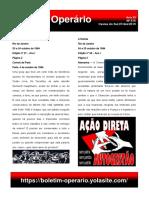 Boletim Operário 575