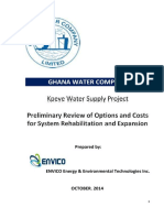 Kpeve Water Supply Options Oct 2014