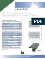Spec Sheet 62 Watt 1