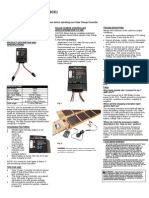 Sunlinq 7AMP Charge Controller Instructions