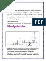 Déterminer le débit c (1)