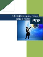 treinamento ebook histórias