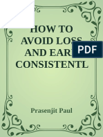 HOW TO AVOID LOSS AND EARN CONSISTENTLY IN THE STOCK MARKET ( PDFDrive.com )