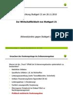 Stuttgart 21 Schlichtung - [7] 2010-11-26 - Michael Holzhey