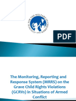 MRRS Protocol and GCRVs
