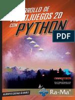 Desarrollo de Videojuegos 2D con Python