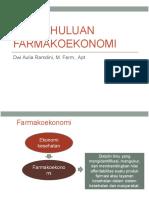 Pendahuluan Farmakoekonomi ...pdf