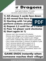River Dragons reglas ingles