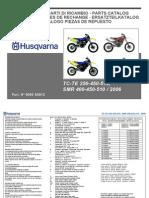 2006 DOHC Husky Parts