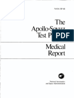 The Apollo-Soyuz Test Project Medical Report