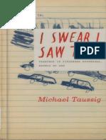 TAUSSIG, Michael - I swear i saw this.pdf