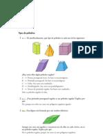 Matematicas Resueltos (Soluciones) Figuras en el Plano en el Espacio y Cuerpos de Revolucion 2º ESO