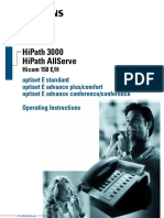Optiset E Standard User Manual