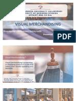 Visual Merchandising by Farooq Azam APPAIET SUK