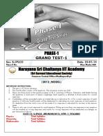 23-01-14_Sr.IPLCO_JEE-Main(2013-Model)_GTM-1_Final Q'Paper