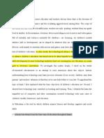Essay of Mohamed Draft