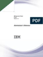 TSM Server admin AIX v8.1.4