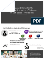 A Proposed Home for the Priesthood Formation of