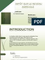 Diapo 2018 - IR Agricole.ppt