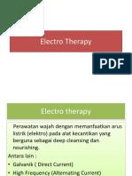 Electro Therapy.pptx