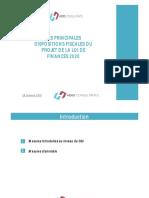 Note technique sur le PLF 2020..pdf