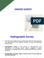 Hydrographic Survey