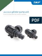 SKF Gerotor pumps