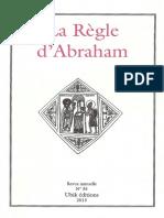 La Règle d'Abraham n°35.pdf