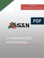 ESAN 29. TXANDA TEMARIO 29 PROMOCIÓN ESAN.pdf