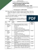 09-09-2019 CADP Advt KBCNMU Jalg
