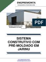 Sistema Construtivo Com Pré-Moldado Em Jarinu