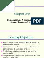 Strategic Compensation & Management