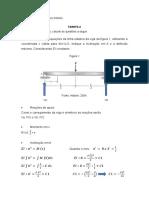 Tarefa 2 - Mecânica dos sólidos