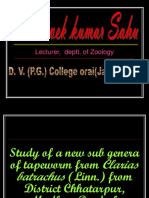 dr vivek kumar, orai monobothrioides