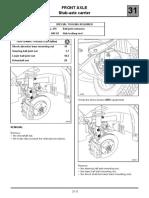 Nissan Primastar X83 (2002-2006) Service manual #10