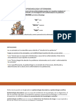 Epidemiologia veterinaria