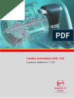 105 CD1 Cambio Aut. DSG 02E