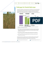 MODAGS - Yield Gap Analysis