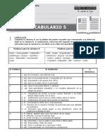 LC26 - Vocabulario 5 - 7%