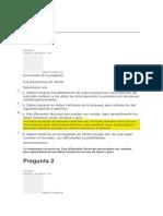 EVAluacion inicial y unidad 1 direccion financiera