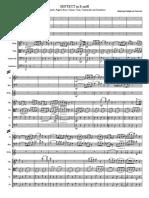 Erzherzog, Rudolph von Osterreich - Septeto _Score Sib7 - Partitura completa
