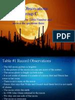 Copy of Moon Observations C