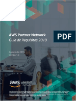 2019  APN Program Tier Requirement Guide [Portuguese]