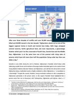 AFGHANISTAN AND REGIONAL Connectivity