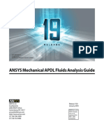 ANSYS Mechanical APDL Fluids Analysis Guide v19.0