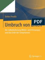 Detlev Preuße (auth.) - Umbruch von unten_ Die Selbstbefreiung Mittel- und Osteuropas und das Ende der Sowjetunion-VS Verlag für Sozialwissenschaften (2014).pdf