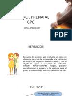 CONTROL PRENATAL GPC.pptx