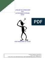 Commandes 4400-Oxe
